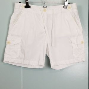 J.Crew white short size 4 -C3